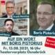 Auf ein Wort-Veranstaltung mit Boris Pistorius